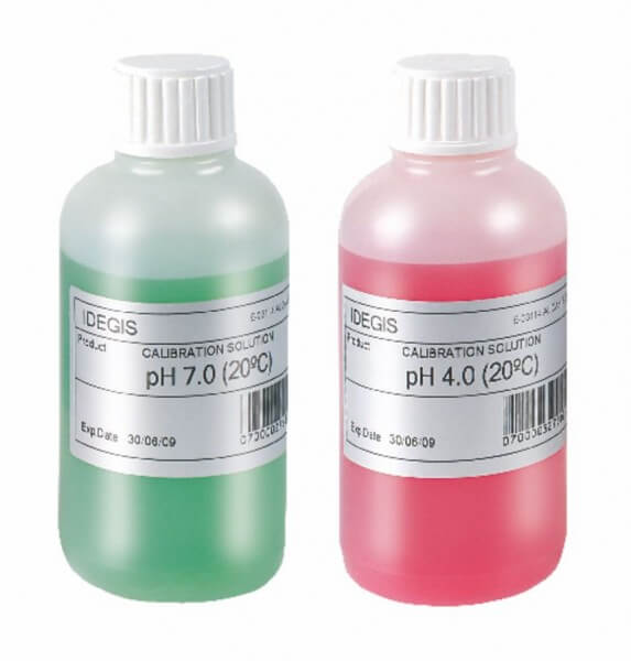 Salzelektrolyseanlage TECNO 30G, 120 m³ - pH Lösungen